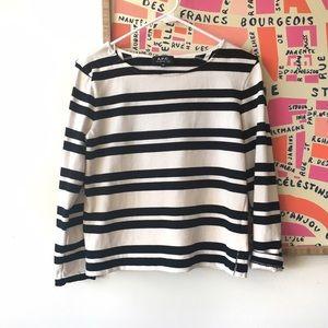 A.P.C. Tops - A.P.C. Thick Striped Shirt XS