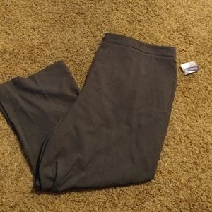 NWT Catherines Refined Fit pants