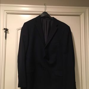 Hickey Freeman Other - Hickey Navy Suit Jacket