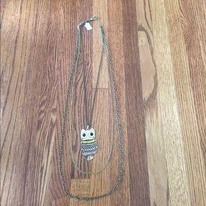 Jewelry - Owl necklace!
