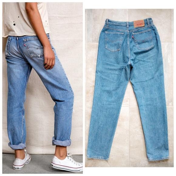 Levis 501 Poshmark Mom Levi's Waist Jeans Artist 80s High Vtg W31 w6O1IOtvq