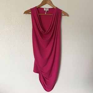 Laundry by Shelli Segal Tops - Laundry shelli segal magenta pink top