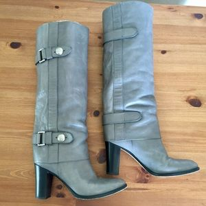 COACH Sage Leather Boots