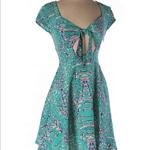 NWT Dream State dress with cutout details!