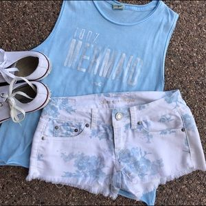 American Eagle Outfitters Pants - Shorts- 🌸SALE🌸AmEagle Stretch 🦋
