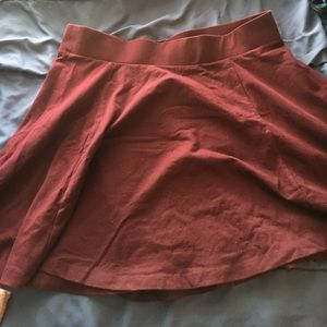 Dresses & Skirts - Berry colored circle skirt