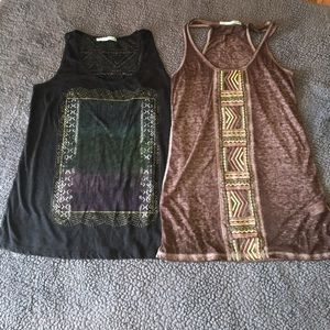 Maurices Tops - Two Maurice's tank tops