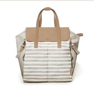 Skip Hop Handbags - NWT Skiphop Highline Convertible Diaper Bag