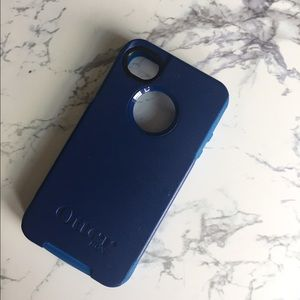 OtterBox Other - Blue OtterBox for iPhone 4