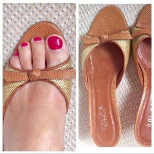 Unisa Shoes - Unisa leather size 8.5 heels