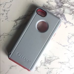 OtterBox Accessories - Pink and Gray OtterBox for iPhone 5