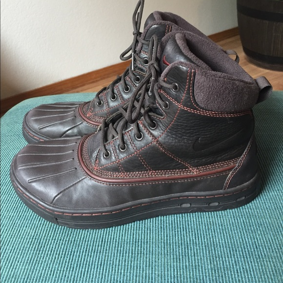 9d4c51fd1f Nike Kynwood or ACG waterproof boots. M 58f524bb2599fe1cc40191cc