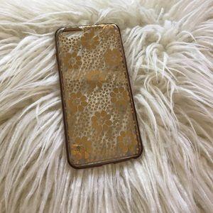 sonix Accessories - Sonix iPhone 6 PLUS gold flowers