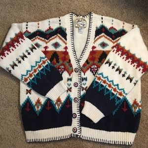 Heirloom Collectibles Sweaters - Heirloom Collectibles vintage knit cardigan