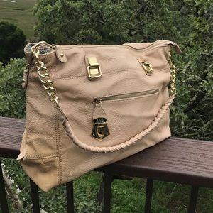 Steve Madden Handbags - Steve Madden Expandable Beige Bag