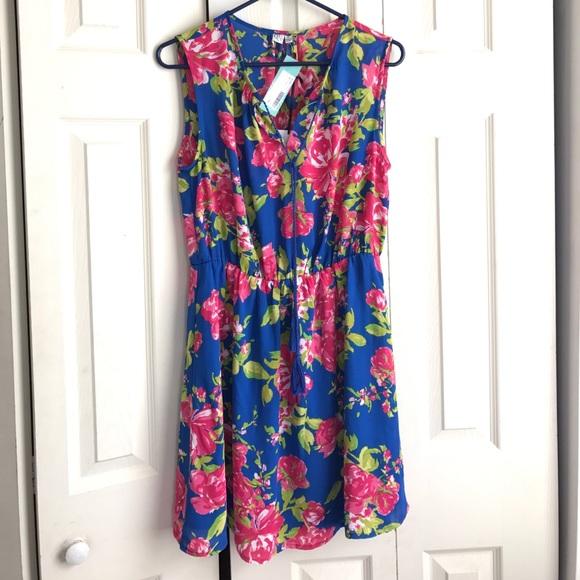 d72a6ce430 Q A by Stitchfix Idella floral dress