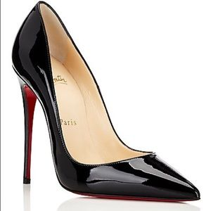 Christian Louboutin Shoes - Authentic Christian Louboutin So Kate Pumps Size 6