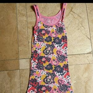 Mossimo Supply Co. Tops - Floral tank
