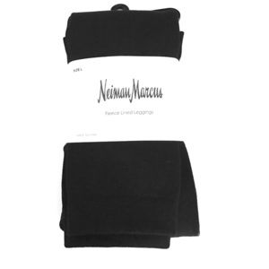 Neiman Marcus Pants - Neiman Marcus Fleece Lined Leggings
