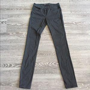 3x1 Denim - 3x1 black stretch skinny jeans