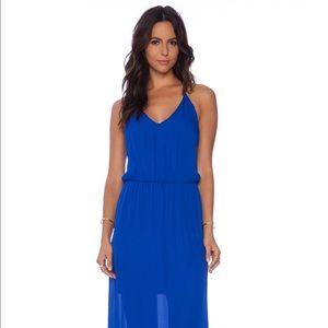 Rory Beca Dresses & Skirts - Rory Beca Ellie Deep V Neck Gown