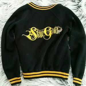 RVCA Jackets & Blazers - Vintage RVCA varsity jacket