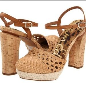 Sam Edelman rella heeled sandals