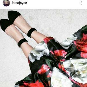Chicwish  Dresses & Skirts - Chicwish pleated ROSE skirt