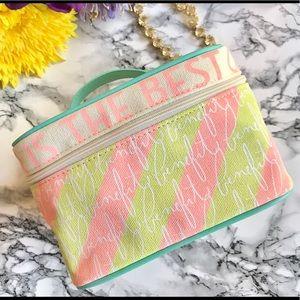Benefit Handbags - 🆕💕 Benefit 💕Collectors Linen Cosmetic Bag 🌷🎉