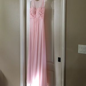 Pinkblush Dresses & Skirts - Maternity formal Gown. Worn once for wedding.
