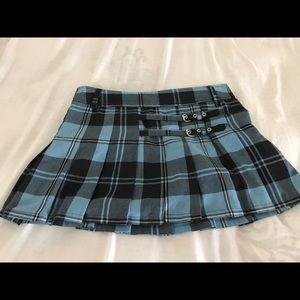 Plaid Skirt Love 💙