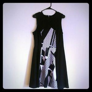 Mossimo Geometric Dress