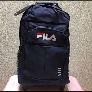 Fila Handbags - NWT [Fila] Trolley Backpack
