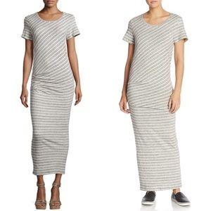 James Perse Dresses & Skirts - James Perse Grey Maxi Dress