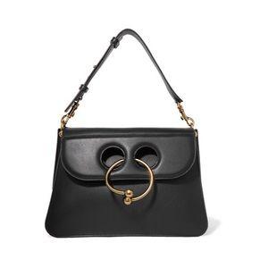 J.W. Anderson Handbags - J.W. Anderson Pierce black cult blogger fav bag