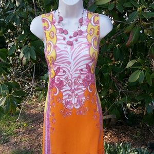 Fruit Punch Paisley Dress