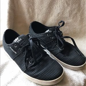 Supra Other - Supra Black checkered shoes size 10