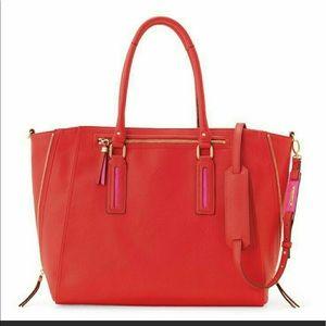 Stella & Dot Handbags - Stella & dot Madison Tech bag Poppy!