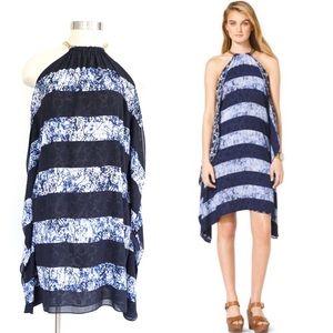 Michael Kors Blue Chain Dress