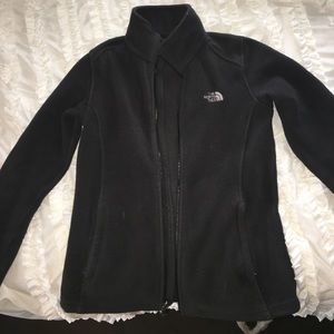 Black Fleece North Face jacket