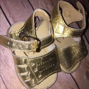 Josmo Other - Josmo gold sandals
