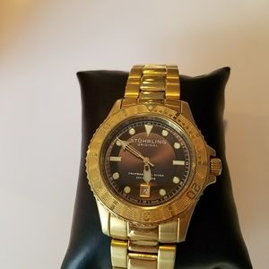 Stuhrling Original Other - Stuhrling Original Nautical Gold Watch
