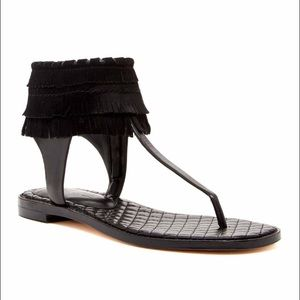 L.A.M.B. Shoes - L.A.M.B. Otter Gladiator Sandal US Women Size 8.5