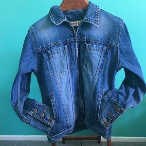 Bill Blass Jackets & Blazers - 90's Bill Blass Jean jacket