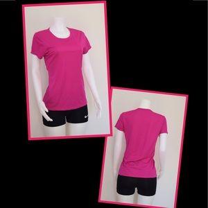 Danskin Tops - Pink Moisture Wicking Shirt