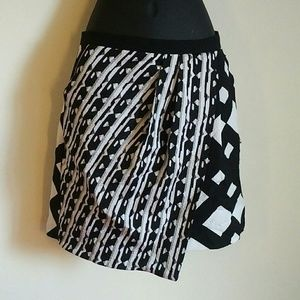 Peter Pilotto Geometric Skirt
