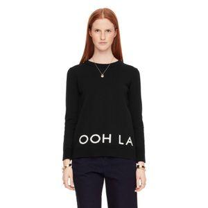 kate spade Sweaters - NWT Kate Spade OOH LA LA Pullover Sweater Med