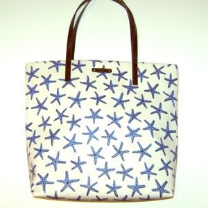kate spade Handbags - Kate spade under the sea starfish tote nwt