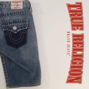 True Religion Pants - True Religion Joey Shorts
