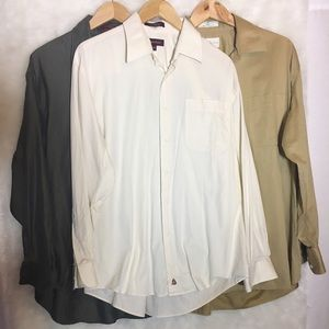 John W. Nordstrom Other - Lot of Men's Nordstrom Button Up Shirts 15/33